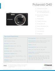 Polaroid Q40 - plawa