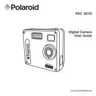 PDC 3070 Digital Camera User Guide - plawa