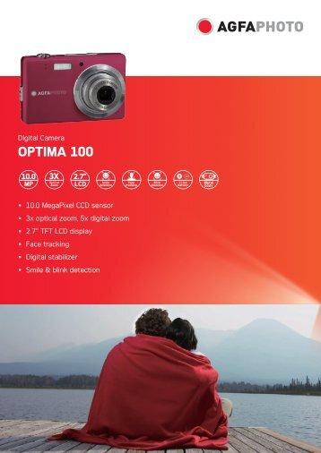 AP OPTIMA 100 TD - plawa