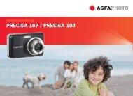 PRECISA 107 / PRECISA 108 - plawa