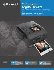 Sofortbild- Digitalkamera - plawa