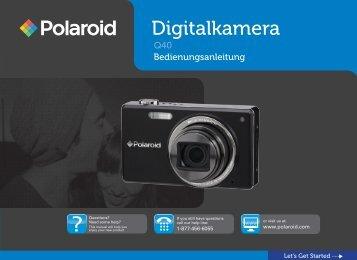Polaroid Q40_Bedienungsanleitung - plawa