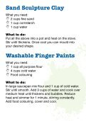 Messy Play Booklet - Play Scotland - Page 6