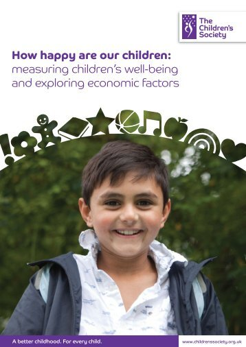 How happy are our children: measuring children's ... - Play Scotland