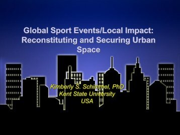 Reconstituting and securing urban space - Kimberly ... - Play the Game