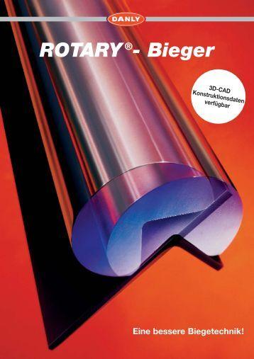 ROTARY®- Bieger - Danly Deutschland Gmbh, 78083 Dauchingen
