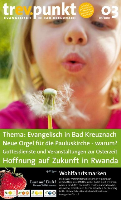 Evangelisch in Bad Kreuznach Neue Orgel für die Pauluskirche