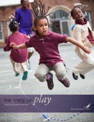 Gallup Survey of Principals on School Recess - Playworks
