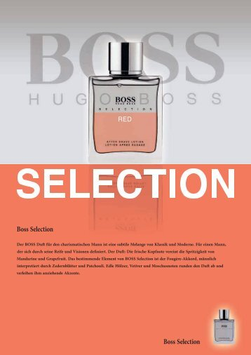 Boss Selection Boss Selection