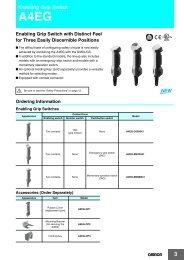 Enabling Grip Switch - PLCeasy