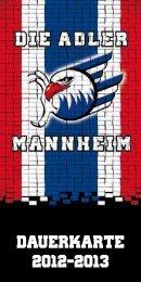 Dauerkartenflyer PDF - ADLER Mannheim