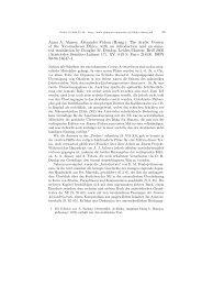 Anna A. Akasoy, Alexander Fidora (Hrsgg.): The Arabic ... - Plekos