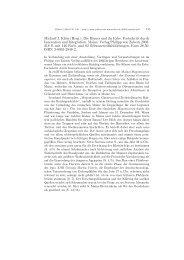 Michael J. Klein (Hrsg.): Die Römer und ihr Erbe. Fortschritt ... - Plekos