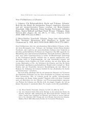 Neue Publikationen zu Libanios 1. Libanios: Für ... - Plekos