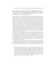 Christian Marek: Pontus et Bithynia. Die Römischen ... - Plekos