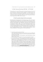 1. Teil: Gesamtdarstellungen und Gesamtausgaben - Plekos