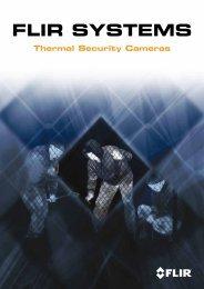 FLIR SYSTEMS - Plettac Security sro