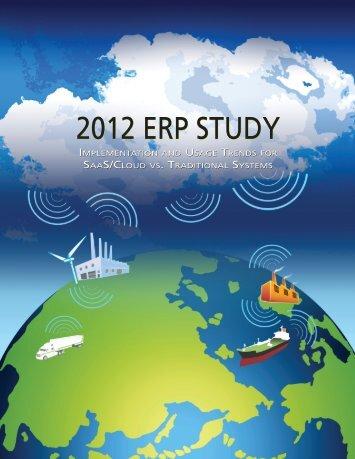 2012 erp study 2012 erp study - Plex Systems