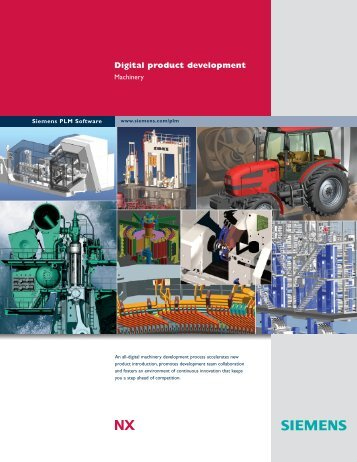 NX Machining - Siemens PLM Software