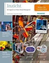 Make the Connection Inzicht - Siemens PLM Software