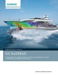 NX Nastran brochure (Mexican Spanish) - Siemens PLM Software