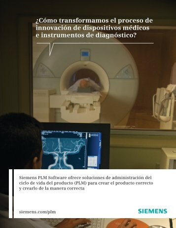 Life Sciences Overview Brochure (Mexican Spanish) - Siemens PLM ...