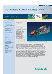 Pilatus Aircraft Ltd. - Siemens PLM Software