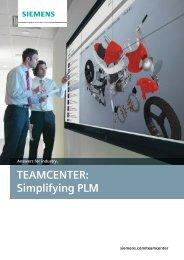 엔지니어링 프로세스 관리 - Siemens PLM Software