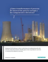 Energy and Utilities Overview Brochure (Mexican Spanish)