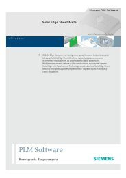 Solid Edge - Siemens PLM Software