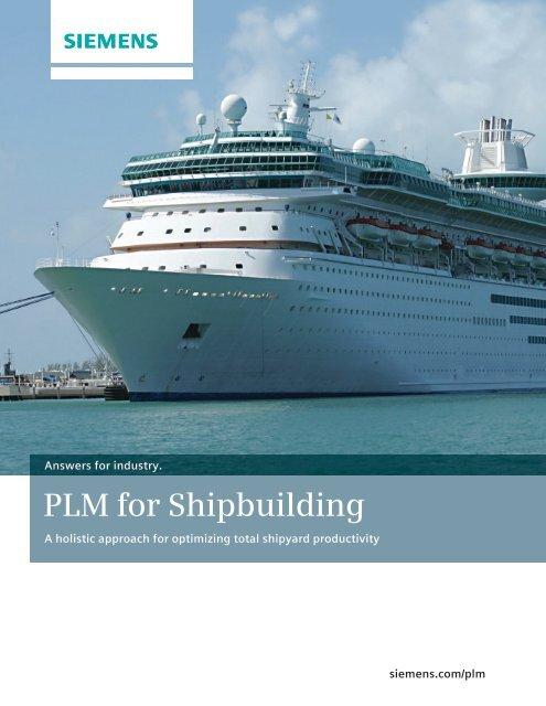 Soluzioni per la cantieristica navale - Siemens PLM Software