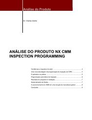 NX cmm Inspection programming - Siemens PLM Software