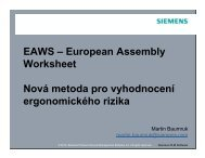EAWS - Siemens PLM Software