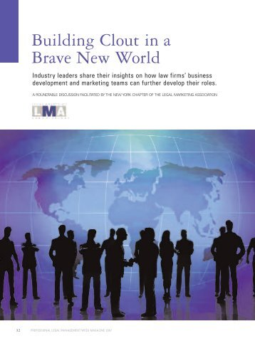 Building Clout in a Brave New World - International Professional ...