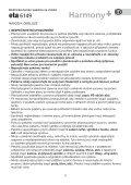 H Хлебoпечь • ИНСТРУКЦИЯ ПО ЭКСПЛУАТАЦИИ - Eshop ETA, as - Page 3