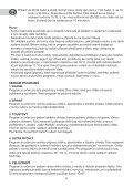 H Хлебoпечь • ИНСТРУКЦИЯ ПО ЭКСПЛУАТАЦИИ - Eshop ETA, as - Page 6