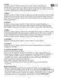 H Хлебoпечь • ИНСТРУКЦИЯ ПО ЭКСПЛУАТАЦИИ - Eshop ETA, as - Page 7