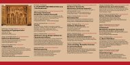 Stummfilm mit Orgelimprovisation Heilbronner ... - Bach Chor
