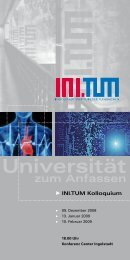 Kann man dem Altern - IMV Ingolstadt