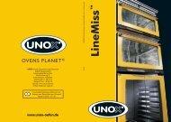 UNOX LineMiss - KARSCH Back & Gastro Fachhandel