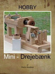 Hobby – mini drejebænk / mini lathe