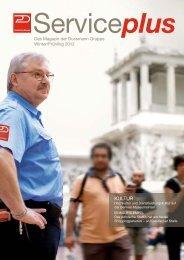 PDF Serviceplus 01/2012 - Dussmann Service