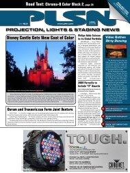 Disney Castle Gets New Coat of Color - PLSN.com