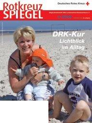 Rotkreuz-Spiegel 2009-3 - DRK Landesverband Niedersachsen