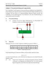 Aufgabe 1: Prozessbeschreibung und -eigenschaften