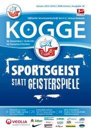SG - FC Hansa Rostock