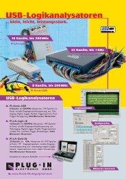 PI-LA-Serie im Überblick - PLUG-IN Electronic GmbH