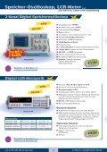 Labor-Messtechik - PLUG-IN Electronic GmbH - Seite 4