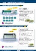 Labor-Messtechik - PLUG-IN Electronic GmbH - Seite 5