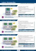 Labor-Messtechik - PLUG-IN Electronic GmbH - Seite 7